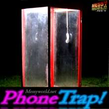 Getting Ready for 'PhoneTrap' 2.0 - ready phonetrap phonetrappremain3 messyworld interactive gunge event caller chance miss michaela